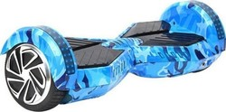 Smart Balance Wheel Hoverboard 8'' Army Blue