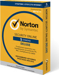 Symantec Norton Security Deluxe 3.0 (5 Licences , 1 Year)