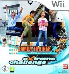 Family Trainer Extreme Challenge Wii