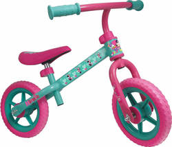 "As Company Balance Bike 10"" Minnie"