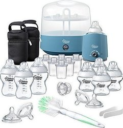Tommee Tippee Closer to Nature Essentials Starter Kit Blue