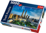 Petronas Twin Towers 2000pcs (27075) Trefl