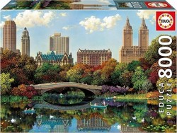 Bridge Central Park Alexander 8000pcs (17136) Educa