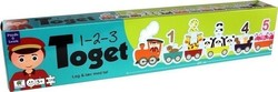 1-2-3 Train 59pcs (5948) Barbo Toys