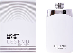 Mont Blanc Legend Spirit Eau de Toilette 200ml