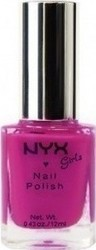 Nyx Professional Makeup Girls Nail Polish Paradise Nude 174