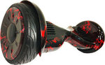 "Smart Balance Wheel P10h 10"" Black-red"