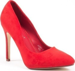 Ideal Shoes 14682 Red