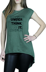 63-041.036 STAFF T-SHIRT LUMIA GREEN MIL