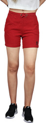 SFWF706ANS17 FRANKLIN MARSHALL SHORTS PATROL RED