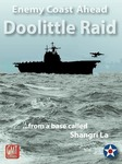 GMT Games Enemy Coast Ahead Doolittle Raid