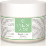 Yellow Rose Feet & Legs Cream 300ml
