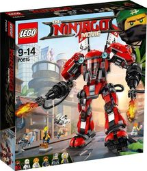 Lego NinjaGo: Movie 70615