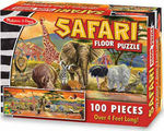 Floor Puzzle Safari 100pcs (12873) Melissa & Doug