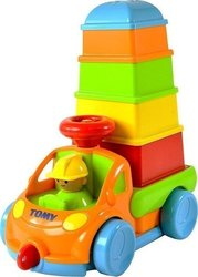 Tomy Truck Pack Stack Play