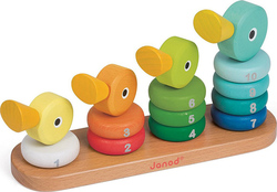 Janod Duck Family Stacker