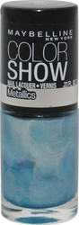 Maybelline Color Show 80 Blue Blowout