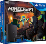 Sony PlayStation 4 Slim 500GB & Minecraft