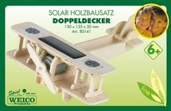 Weico Double Deck, Solar Wood Kit