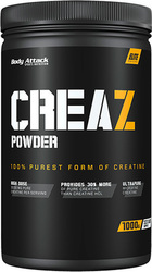 Body Attack Creaz Powder 1000gr Λεμόνι