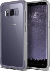Caseology Coastline Orchid Gray (Galaxy S8+)