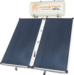 MasterSOL Color 300lt/5.0m² Glass Επιλεκτικός