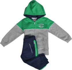 Champion Hooded Full Zip Suit 501562-357
