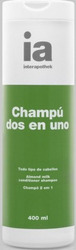 Interapothek Shampoo 2 in 1 400ml