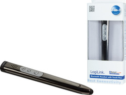 LogiLink Bluetooth Headset with Built-in Touch Pen