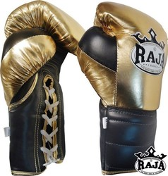 Raja Leather Shiny Golden 401304104