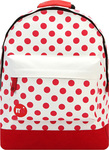 Mi Pac All Polka Natural/Red
