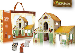 Avenue Mandarine Mandarine Ρuzzle Decor