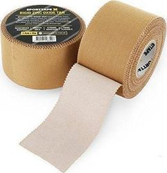 Sporttape Latex-Free Zinc Oxide Tan Sports Tape 3.8cmx10m