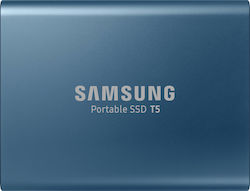 Samsung Portable SSD T5 500GB Earth Blue