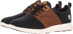 Timberland A1IXF Black Brown/ Fabric Leather