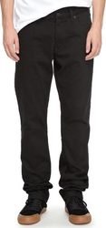 DC WORKER STRAIGHT CHINO PANT BLACK RINSE