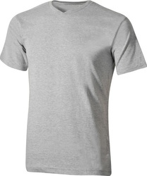 Etirel Basic V Neck 581602 Grey