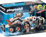 Playmobil Top Agents: Όχημα Μάχης