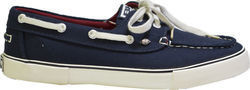 BRITISH KNIGHTS DECK B35-3765-04 NAVY-RED