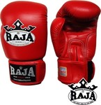 Raja Boxing Gloves RBGV-1 Red/Fux