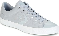Converse Star Player Canvas With Gum OX Wolf Grey 157762C