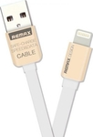 Remax Flat USB to Lightning Cable Λευκό 1m (KingKong)