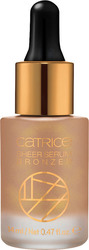 Catrice Cosmetics Sheer Serum Bronzer C01 Instanned Complexion 14ml