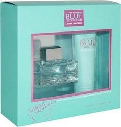Antonio Banderas Blue Seduction for Her Eau de Toilette 50ml & Body Lotion 100ml