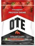 Ote Sports Recovery Soya 1000gr Φράουλα