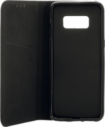 Powertech Magnet Book Μαύρο (Galaxy S8)