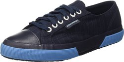 Superga 2750 Fabric Pinstripefglm Blue
