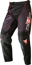 Fovos Pants Black/Red/White