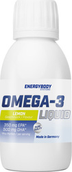 EnergyBody Systems Omega-3 Liquid 150ml Λεμόνι