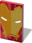 Tribe Marvel Iron Man 4000mAh